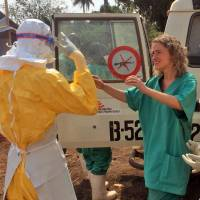 Liberia confirms first Ebola cases; Senegal closes Guinea border