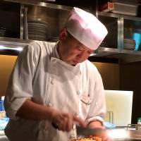 A Butagumi chef makes the cut.  | ROBBIE SWINNERTON