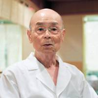 Sushi legend Jiro Ono, in a still photo from 'Jiro Dreams of Sushi,' a  documentary directed by David Gelb | ©2011 SUSHI MOVIE, LLC