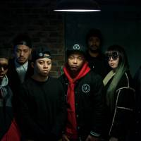 Lab partners: Eight-member hip-hop group Simi Lab is made up of (from left): OMSB, Usowa, Rikki, Juma, DyyPride, Maria, DJ Zai and Hi'Spec. | THE GROUP HAS RELEASED 'PAGE 2: MIND OVER MATTER,' A FOLLOW-UP TO ITS SUCCESSFUL 2011 DEBUT.