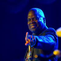 Sax appeal: Saxophonist Maceo Parker has performed with many of the funk scene's key players.