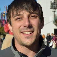 William Berry, 29, Engineer (American): Not so much the subway itself, as the system we have now is pretty good, but, thinking of when I first came to Japan, I was always fighting the ticket system, with different subway companies and Japan Rail on top of that. That could still be made easier, but fortunately now we have Suica.