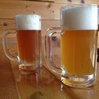 Fresh brews: Koenji Bakushu Kobo's beers are made on the premises.