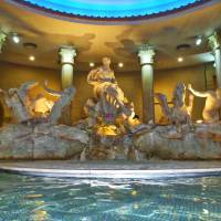 Thermae Romae: A large collection of onsen (hot-spring baths) are inspired by bathhouse cultures from around the world, from ancient Rome to modern Asia.