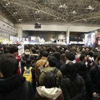 Top draw: Held on March 22-23 at Tokyo Big Sight, AnimeJapan pulled an impressive 110,000 public and business visitors. It was the first event in four years to bring together industry factions that had split following a controversial censorship bill.