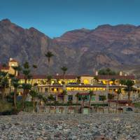 The Furnace Creek Inn is located at Furnace Creek, the hub of Death Valley National Park in California. | AP