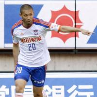 Kawamata on target as Albirex sink Antlers