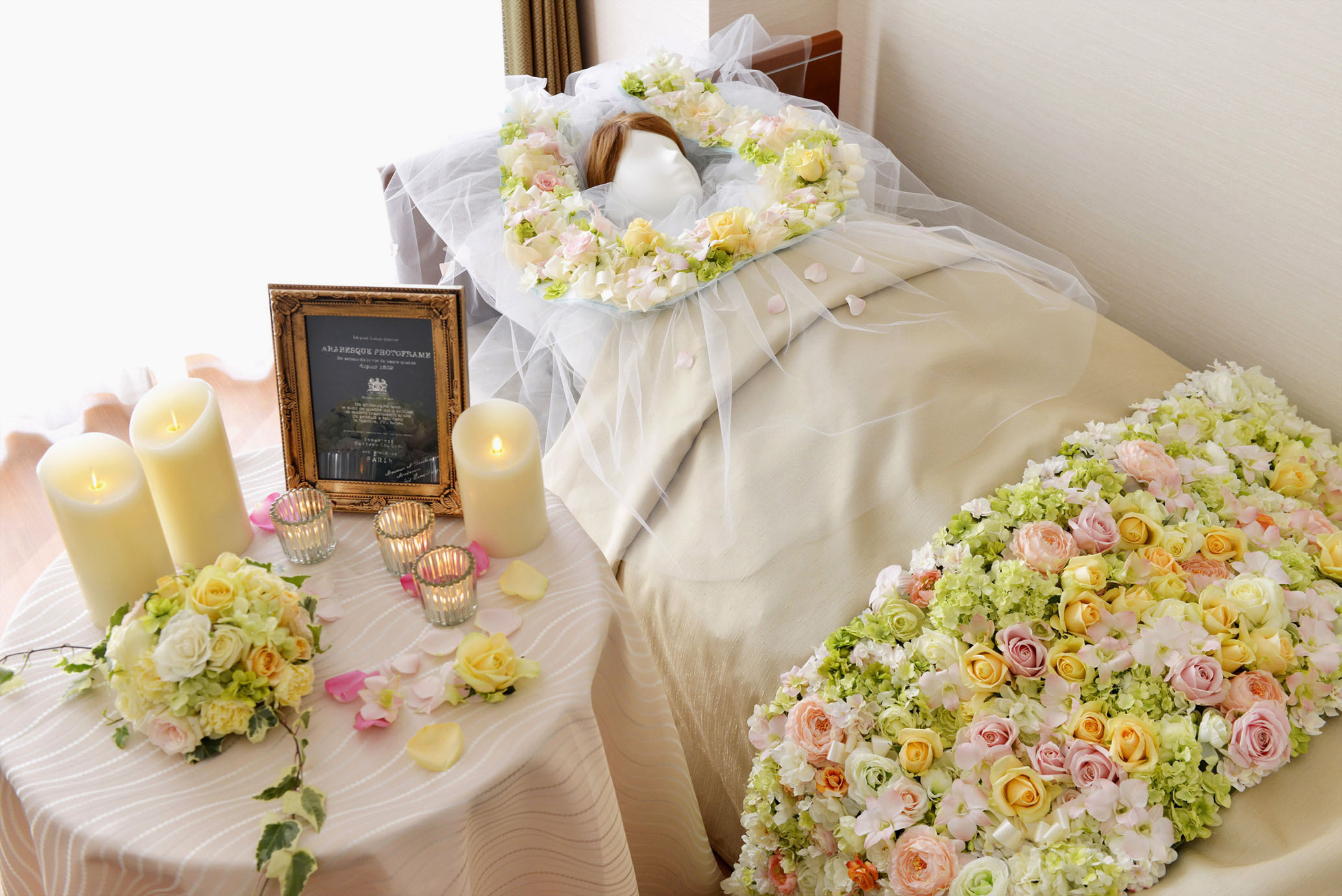 Ending Planners Lend Funerals A Personal Touch The Japan Times
