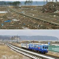 Back on track: Sanriku Railway's long road to recovery