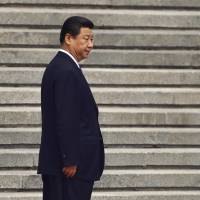 For China's Xi, purging corruption a means to install loyalists