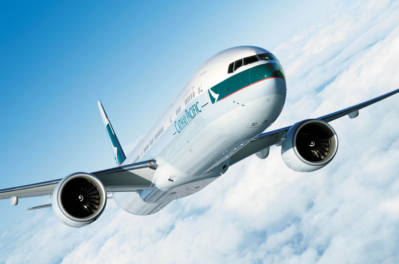 Fine dining in the sky; 'festival by Paul' gifts; Cathay adds H.K. flights