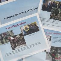 U.S. says pictures indicate Russian troops in Ukraine