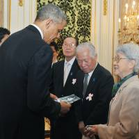 Obama meets abductees' kin, pledges to help solve issue