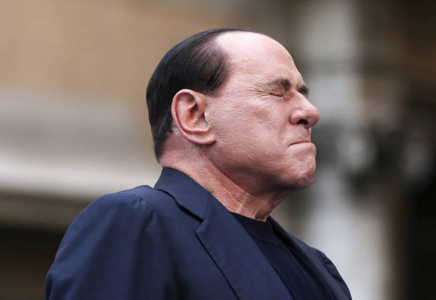 Berlusconi gets community service for tax conviction