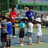 Ariake Sports Festa keeps children active