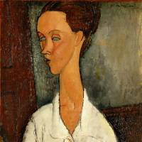 Amedeo Modigliani's 'Portrait of Lunia Czechowska'