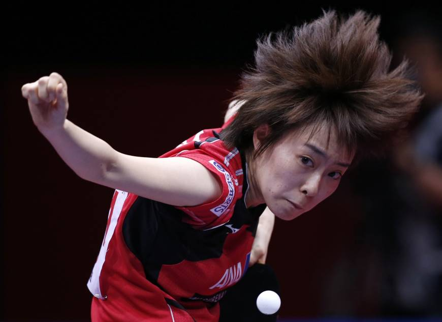 China, Japan advance to finals of table tennis team championships