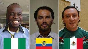 [VIDEO] World Cup 2014 views from Tokyo: Nigeria, Ecuador and Mexico