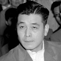 Masaru Okunishi is seen in this archive photo from 1961. | KYODO
