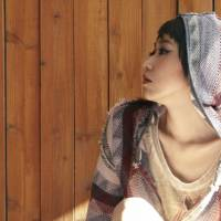 Different strokes: Singer-songwriter Mayu Wakisaka says she prefers writing music in English and worries that some of the originality would suffer if she were to cater to a Japanese market.