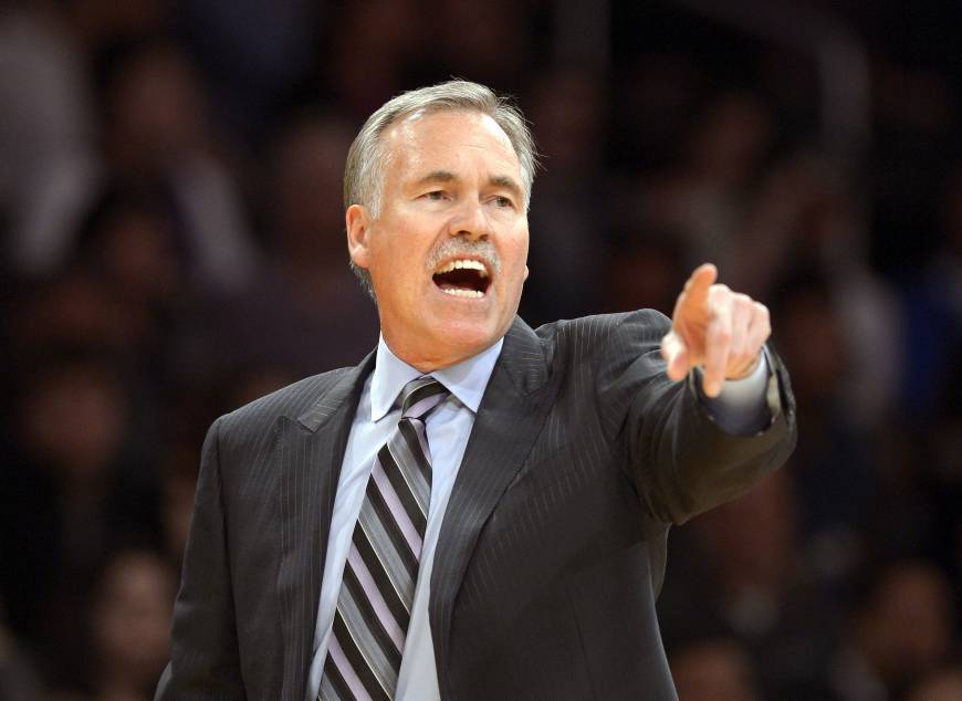 D'Antoni done with Lakers
