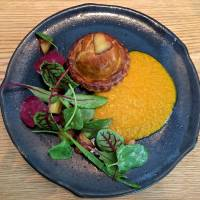 Humbled by pie: La Bonne Table's subtle but satisfying beef-tail pie | ROBBIE SWINNERTON