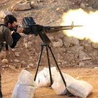 Decisive battle looms for Syrian rebels in Aleppo