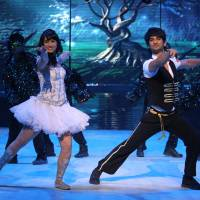 Song and dance: One of BBC Worldwide's revenue streams is in selling formats for its shows to other countries, with mixed success. The version of 'Strictly Come Dancing' made in India was a hit, but the Japanese version fared less well.   BBC WORLDWIDE