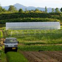 From the ground up: The farm is located southwest of Sapporo in Hokkaido. | NISEKO GREEN FARM