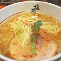 Shiogensui: Ramen worth its salt