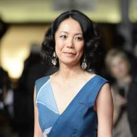 Director and Feature Film Jury member Naomi Kawase poses as she arrives at the 66th edition of the Cannes Film Festival in May 2013. | AFP-JIJI