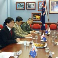 Tokyo, Canberra test sub fleet export waters