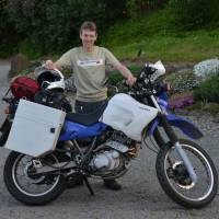 British fundraiser heading to Hokkaido on epic bike trip