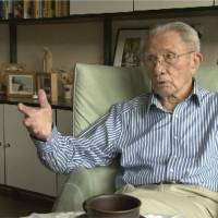A-bomb survivors tell stories