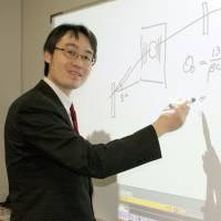 Physicist leads effort to image melted cores
