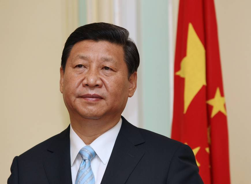 China proposes security alliance to counter U.S. influence