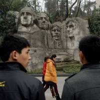 Mount Rushmore moves to China: In land of knockoffs, 'duplitecture' all the rage