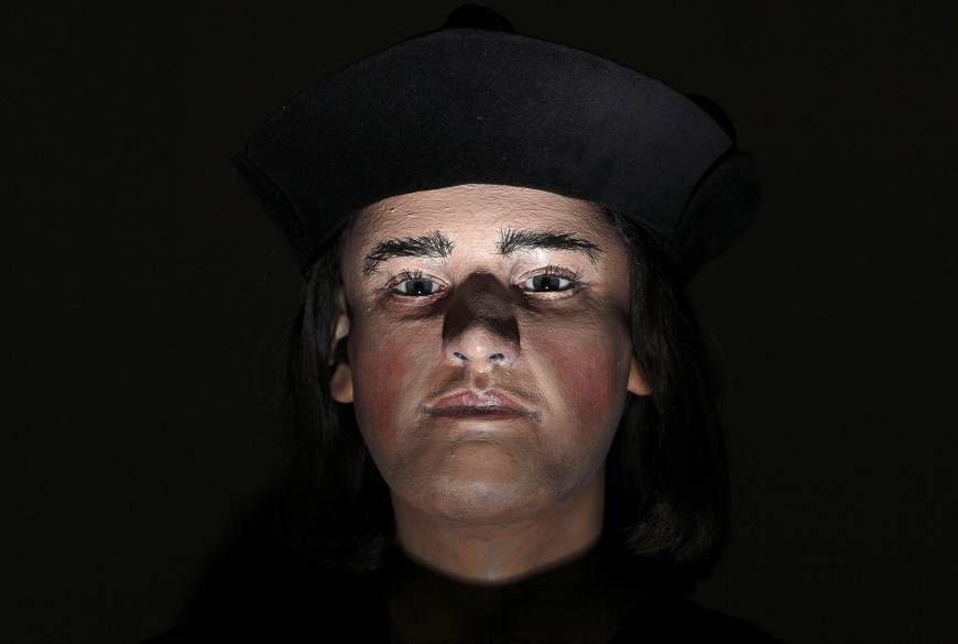 British court rules Richard III burial site will be in Leicester