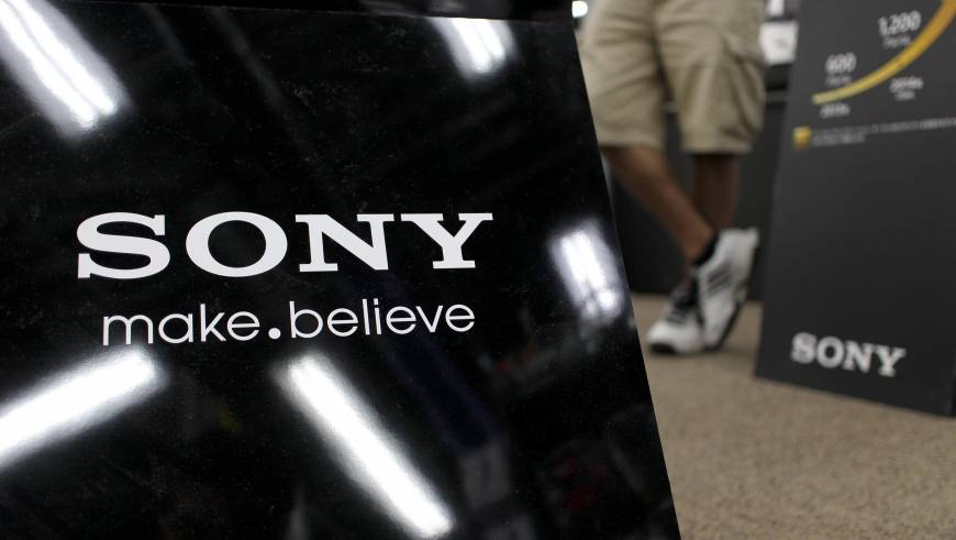 Sony posts massive annual net loss