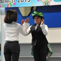 English morris dancing hits Japan, with all the bells and whistles