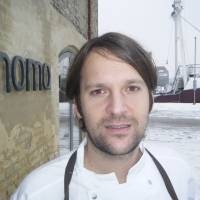 Rene Redzepi outside Noma, in Copenhagen, which is this year's No. 1 of The World's 50 Best Restaurants. | BLOOMBERG