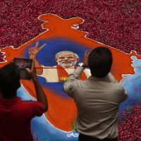 Huge expectations for India's Modi, some wariness