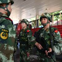 Deadly blasts rock China's restive Xinjiang