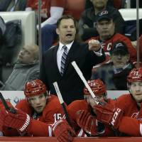 Underachieving Hurricanes part ways with Muller