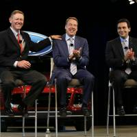 Ford names Fields CEO to replace Mulally on July 1