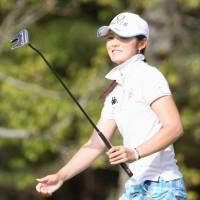 Watanabe takes early lead in Cyber Agent Ladies