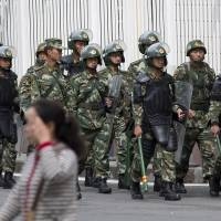 Five suicide bombers involved in latest Urumqi attack: state media