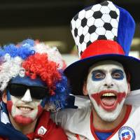 2014 World Cup fans