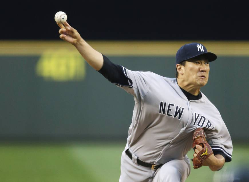 Tanaka puts on show again