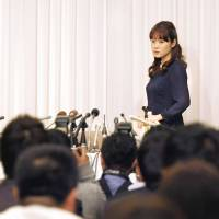 A committee of outside experts will call for a change in top management at the state-affiliated Riken institute in the wake of the STAP scandal, which centered on researcher Haruko Obokata. | KYODO